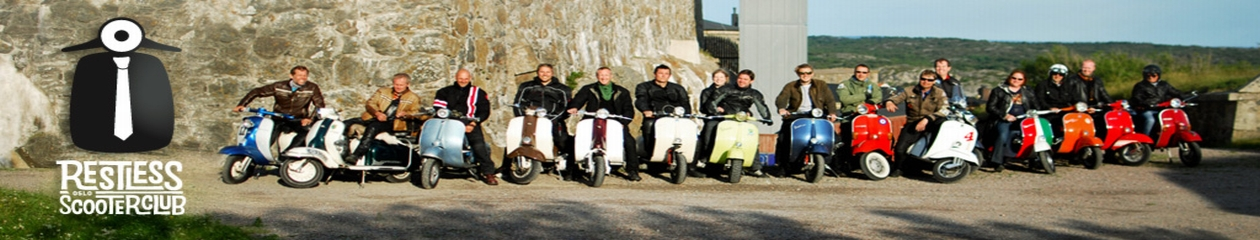 Restless Scooter Club