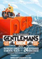 Distinguished Gentlemans Ride 2017
